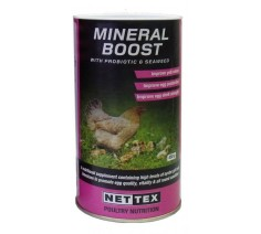 Mineral Boot with Probiotics & Seaweed for Poultry Nutrition