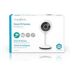 Smart IP Camera for indoor use