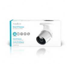 Smart IP Camera for outdoor use (IP65)