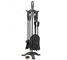 Loop Top Companion Set Fireside Collection Black