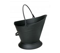 Waterloo Bucket Black with Cast Handles