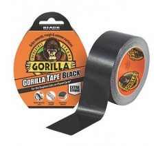 Gorilla Tape Black Extra Strong