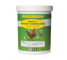 Viratec-P Poultry Disinfectant