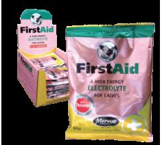 First Aid A High Energy Electrolyte for Calves 80g Sachet