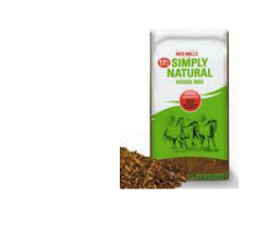 Simply Natural Horse Mix 12% Red Mills 25kg