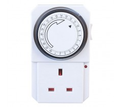 24 Hours Electrical Plug in Timer