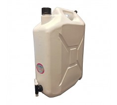 Plastic Jerry Can 20 Litres with Tap