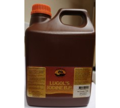 Lugol's Iodine B.P. 2.5 Litre