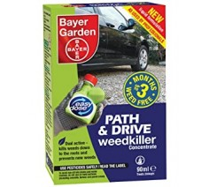 Path & Drive Weedkiller Concentrate 100ml