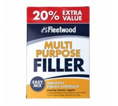 Fleetwood Multi Purpose Filler 20% Extra Value 1.8kg