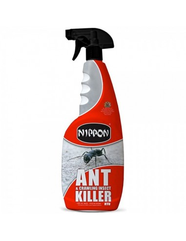 Nippon Ant & Crawling Insect Killer Ready to Use 750ml
