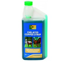 Chelated Copper Syrup for Horses 1.2 Litres