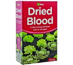 Vitax Dried Blood 0.9kg