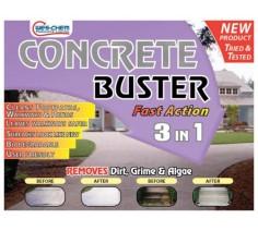 Concrete buster