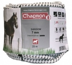 Chapron Sandow 7mm Black...