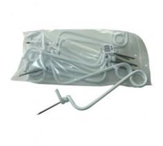 Insulators E240 10 pack White