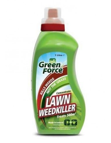 Greenforce Lawn Weedkiller 1 Litre