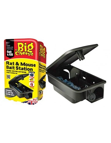 Big Cheese Rat & Mouse Bait Station...