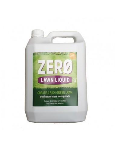 Zero Lawn Liquid-Moss Killer 5 Litres & 10 Litres