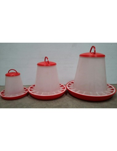 Poultry Click Lock Feeder