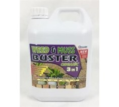 Weed and Moss Buster 3in1 5Litres