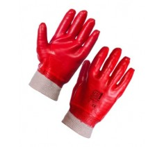 Westaro Work Gloves Red 10...