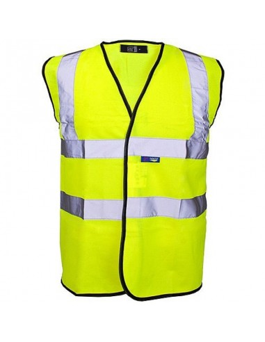 Yellow High Visibility Vest