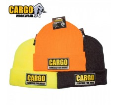 Monkey Hat by Cargo Hi Vis Yellow & Orange