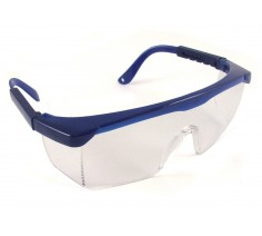 Clear Safety Glasses Toolzone