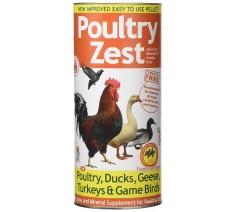Verm X Poultry Zest 500gram