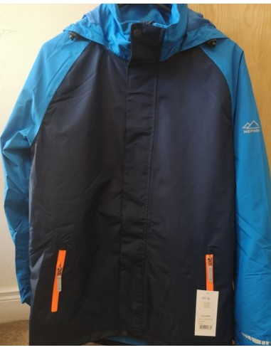 Nephin Delphi Aquamax Navy / Royal Blue Jacket (L - XL)