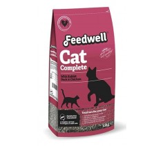 FEEDWELL CAT FOOD 10KG