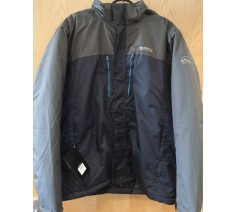 Waterproof Regatta Coat Grey/Navy (L - XXXL)