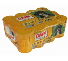 PET  FOOD TINS
