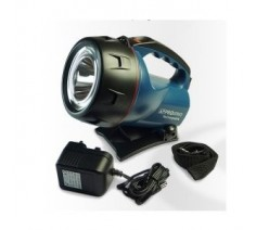 Torch 220 Lumens LED  High Performance Spotlight Black