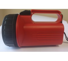 Hand Torch 3W LED Core 6v/996 battery included