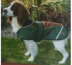 Waterproof & Breathable Dog Coat Size 35cm & 65cm